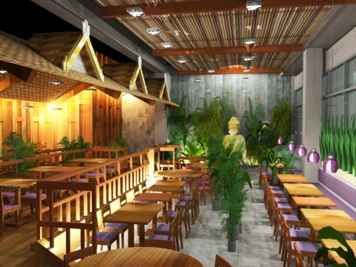 Interior Design Restaurant London