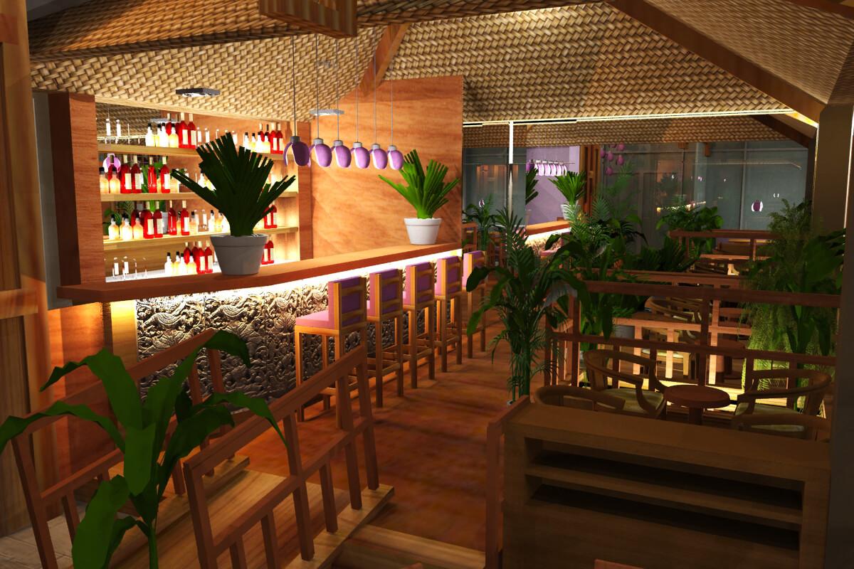 Restaurant interior colors mexican furniture las vegas
