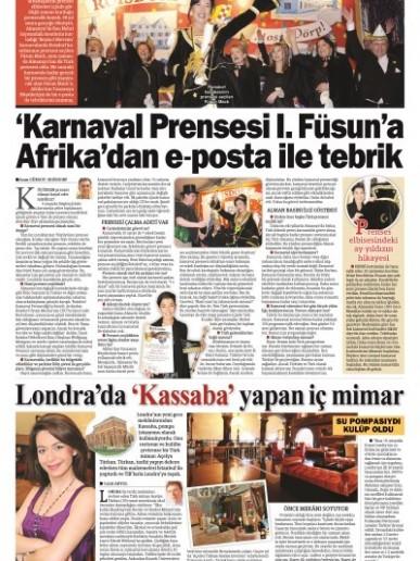 Hurriyet Newspaper